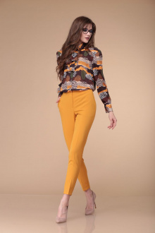 блуза,  брюки Ларс Стиль 324