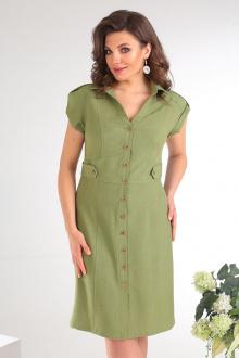 Мода Юрс 2346 зеленый
