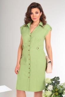 Мода Юрс 2346 св.зеленый