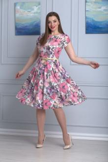 Anelli 298 серо-розовый