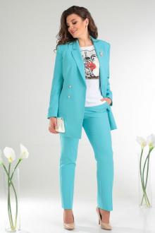 Мода Юрс 2369-2 голубой