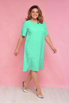 платье Anelli 600 аквамарин