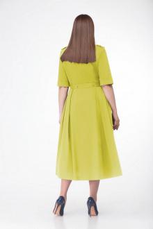 платье Gold Style 2302 фисташка