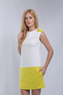 Madech 16588 белый,желтый