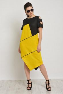 MALI 498 черно-желтое
