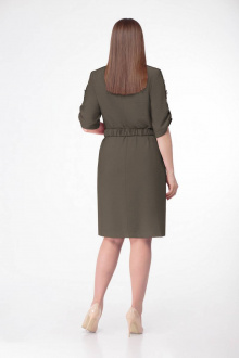 Платье Gold Style 2312 хаки