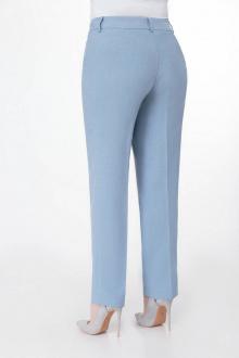 брюки,  жилет Gold Style 2320 голубой