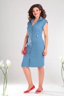Мода Юрс 2346 синий