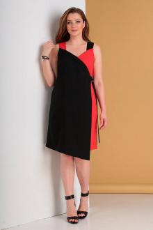Liona Style 703 красный/черный