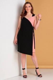 Liona Style 703 розовый/черный