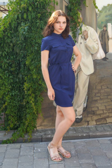 Fayno Fashion 446 синий