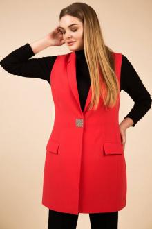 Teffi Style L-1423 красный