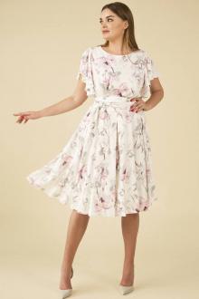 Teffi Style L-1403 розовые_лилии1