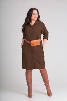 Andrea Style 00143 шоколад