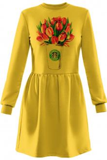 Rawwwr clothing 014.007 желтый