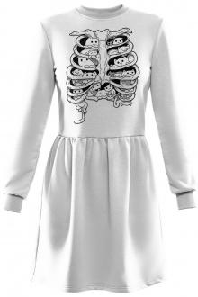Rawwwr clothing 009.014 белый