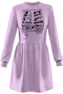 Rawwwr clothing 014.014 лиловый