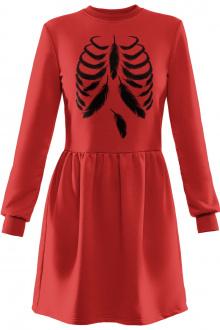 Rawwwr clothing 014.041 красный