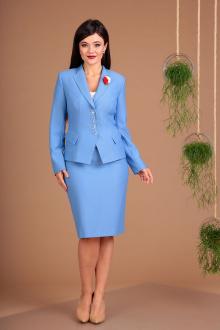 Мода Юрс 2224 голубой