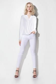 блуза Prio 706740 белый
