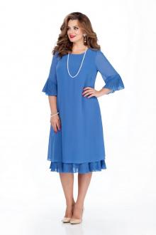 платье TEZA 250 синий