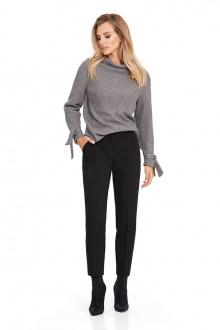 брюки,  джемпер PiRS 829 серый