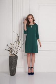 платье AMORI 9413 зеленый