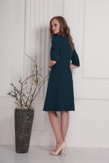 платье AMORI 9417 морская_волна