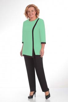 блуза,  брюки ELGA 12-475 мята