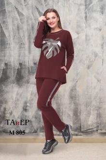 брюки,  свитшот TAiER 805