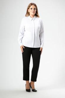блуза Панда 454440 белый