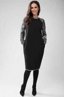 Teffi Style L-1452 черный+муссон
