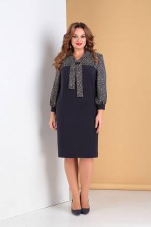 платье Moda Versal П2108 т.синий