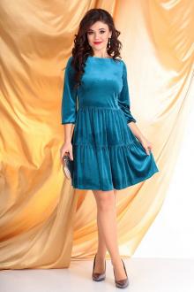 Мода Юрс 2456 морская_волна