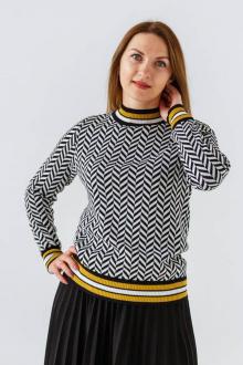 Subota 2505 белый-черный(158/164)