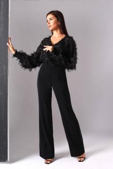 блуза,  брюки Mia-Moda 1099