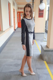 Fayno Fashion 124 белый+черный