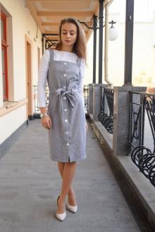 Fayno Fashion 261 синий_елочка