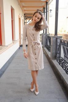 Fayno Fashion 261 коричневый_елочка