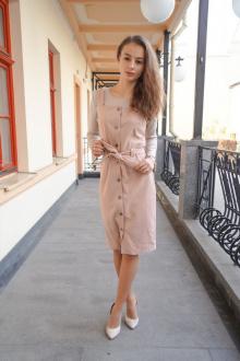 Fayno Fashion 261 розовый_елочка