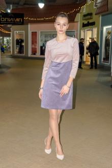 Fayno Fashion 109 розовый-сирень