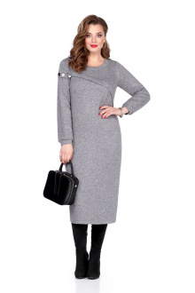 платье TEZA 110 серый