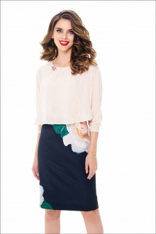 блуза Ника 3730