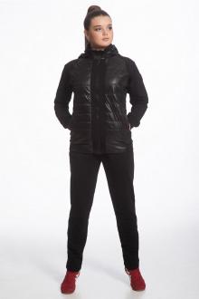 брюки,  джемпер,  жакет FORMAT 11288 черный