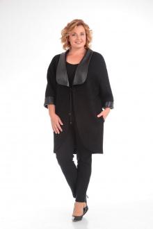 пальто Pretty 577 черный