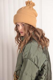 шапка AMORI 1001 кэмел