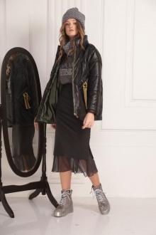куртка AMORI 2087 черный