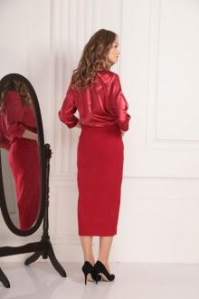юбка AMORI 3088 красный
