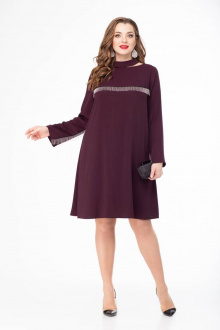 платье Gold Style 2407 фиолет