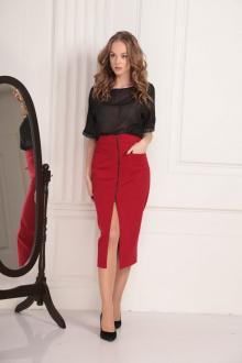 блуза AMORI 6187 чёрный